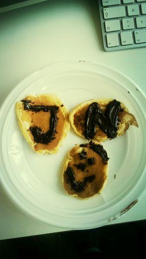 Thursday Pancakes surprise