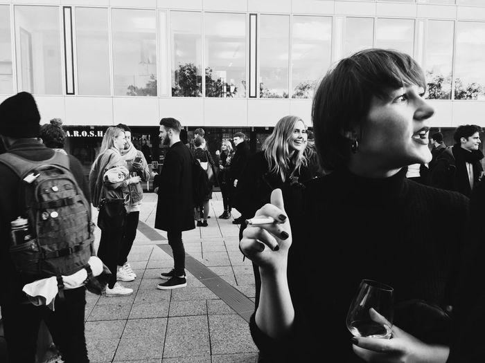 Young Smoking
