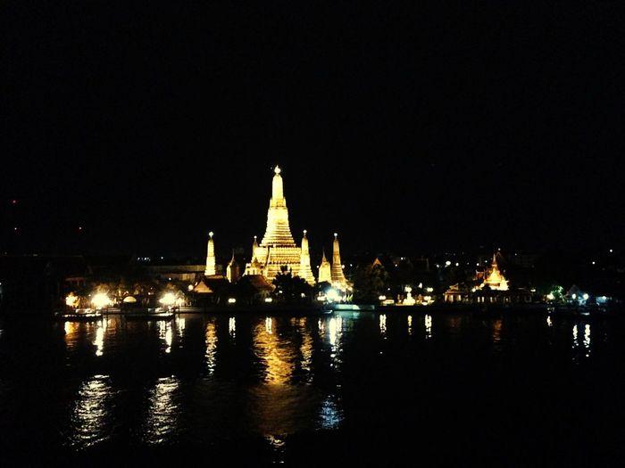 Spotted In Thailand Arun Wat
