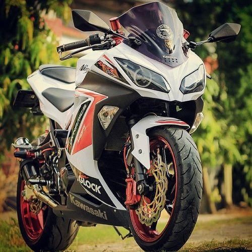 N250fi N250rcindonesia Ninjacommunity Kawasakininja250 Ninja250  Bikeofinstagram Supermotorbikes N250r