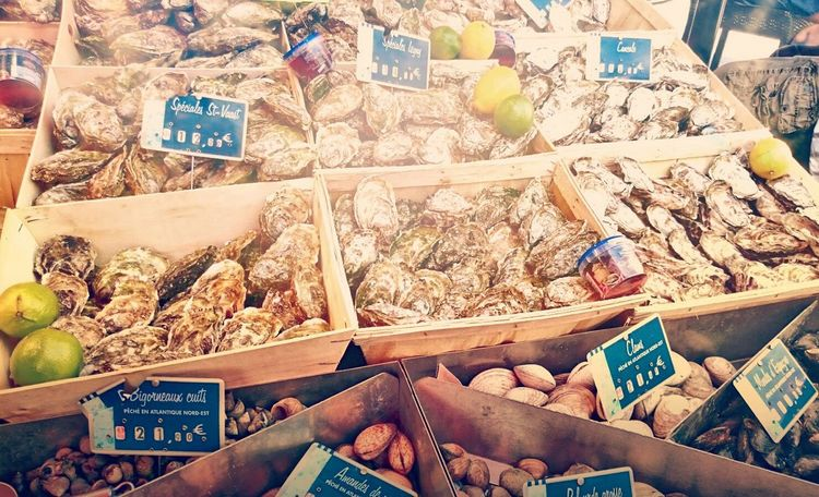 Fruits de la mer Taking Photos Foodphotography Eyeemphotography Summer Memories... Beauty In Ordinary Things Capture The Moment Enjoying Life Travel Photography Moules Market