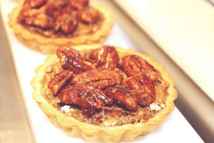 Holiday Desserts pecan tarts