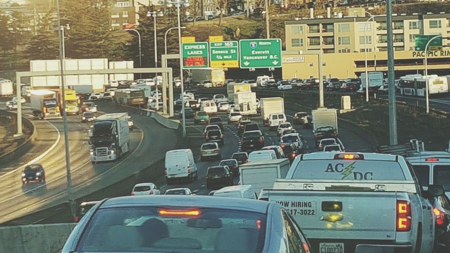 Traffic City First Eyeem Photo