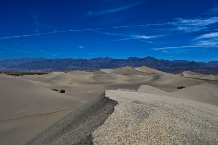 Blue Blue Sky Celeste & Jesse: Freundschaft Check This Out Death Valley Landscape Nature Paesaggio Sand Sandwiches Tourism Tranquil Scene Tranquility Travel Vacations