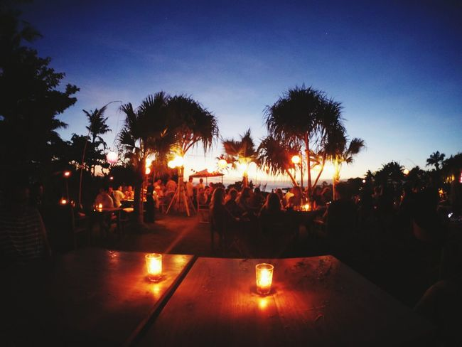 Sunset @kakilima echo beach Sunset Echobeach Traveling Relaxing