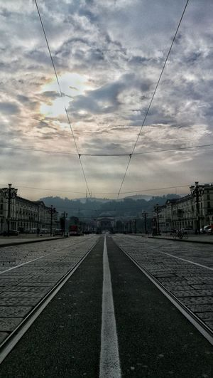 EyeEm Masterclass Eyeem Switzerland Travel Destinations Eye4photography  Symmetry Perspective Cloud - Sky Cityscape City