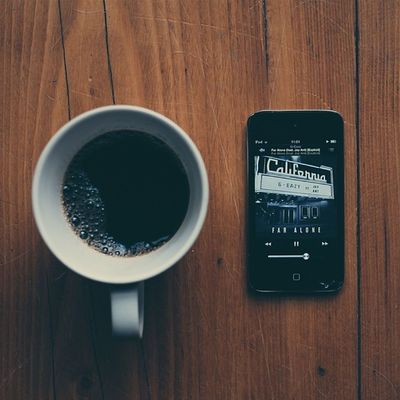 Morning Fuel G -eazy Faralone Ipod Coffee
