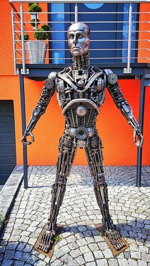 Immortal Mr. Roboto Heavy Metal