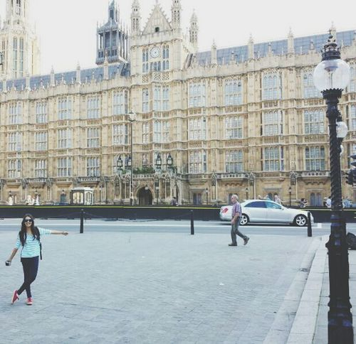 Memories London Parlament