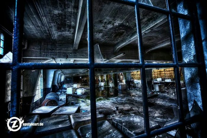 Lost places Www.facebook.com/zapstyleart Lostplaces Lost Places Taking Photos Photography HDR Hdrphotography