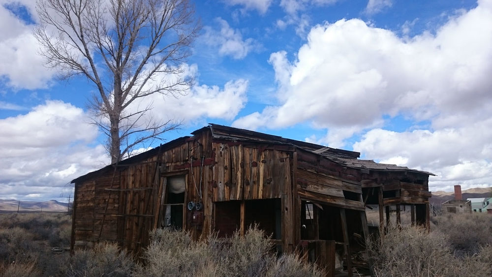 Abandoned Building Exterior Built Structure Cloud - Sky Damaged EyeEm_abandonment Ghost Town No People Rural Exploration