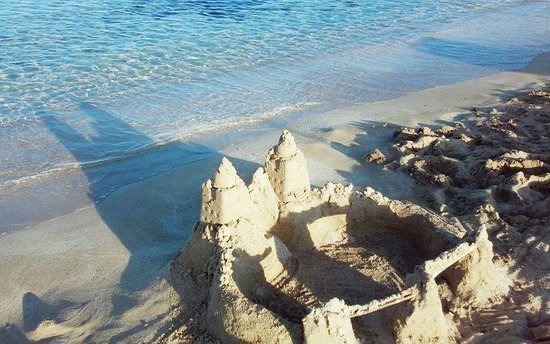 F3 Filter Sand Castle Sandcastle Beachtime♥♥ Summertime