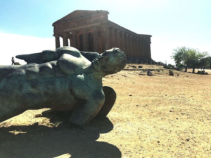 Statue Architecture History Ancient Civilization