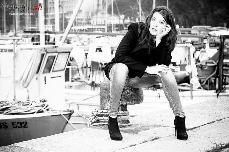 Samantha Very Italian People Portrait Fashion Girls Model EyeEm Woman EyeEm Trieste Fashion Italy Fashionstylets Models