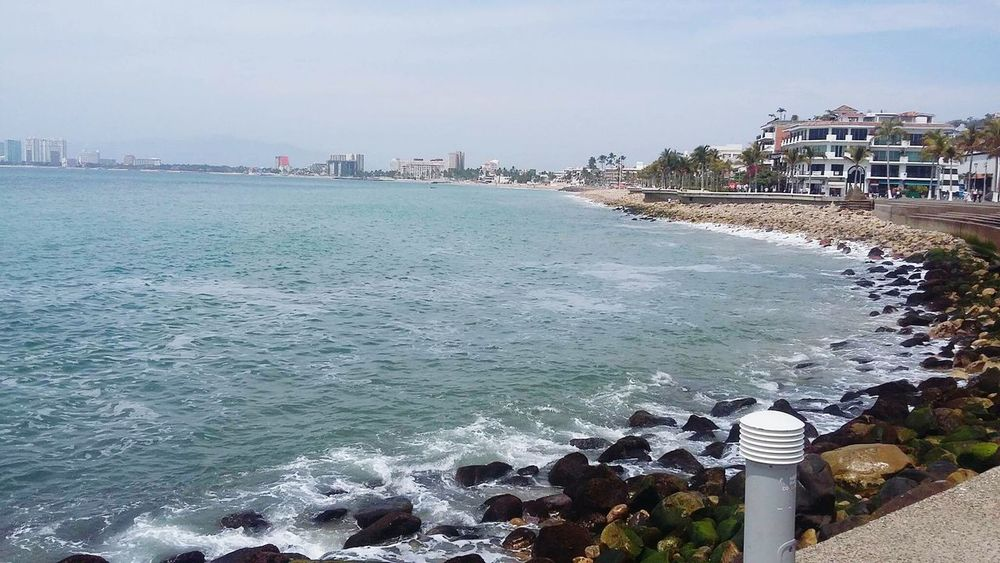 Sea Vallarta,Mexico Water Beach