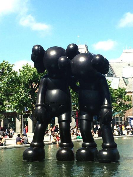 Outdoor Sculpture Amsterdam