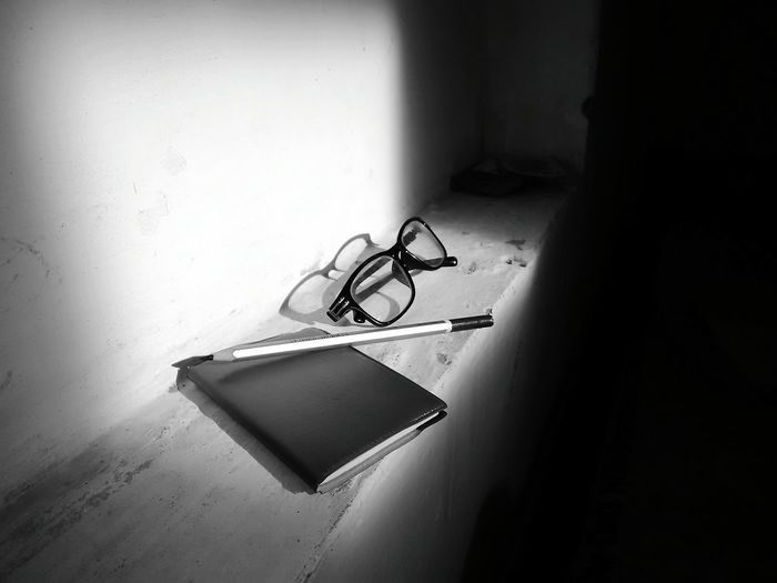 Pen, Paper and Past Minimalism Glasses Writing Black And White Corporate Business Sunlight My Unique Style Grey And Gone Rethink Things Be. Ready. Love Yourself The Still Life Photographer - 2018 EyeEm Awards Capture Tomorrow My Best Photo
