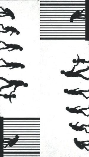 Human Nature Evolution  Vector Art
