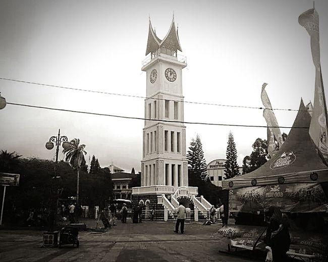 INDONESIA Bukittinggi Travel Destinations Jam Gadang, Bukit Tinggi, SUMBAR
