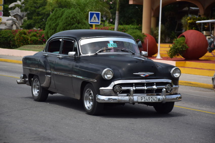 Been There. Varadero, Cuba Car Cuba Collection Cuban Lifestyle Old Cars Oldsmobile Cuban Style