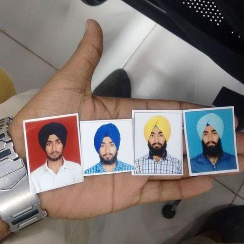 From 2012 to 2015 ग्रेट चेंज Changes Beard Gabru Singh Khalsa Jatt Patialashahi Colors
