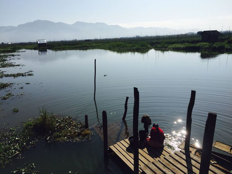 Feel The Journey The Original Experience Inle Lake, Shan State Inle Lake, Shan State, Myanmar Myanmar Traveling Journey Lake Life Life In Motion Tranquility Tranquil Scene Folkways Folk Water