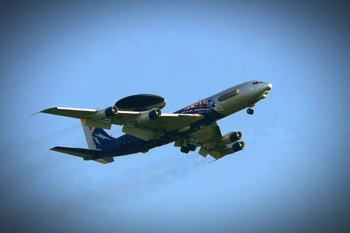 Planes Awacs