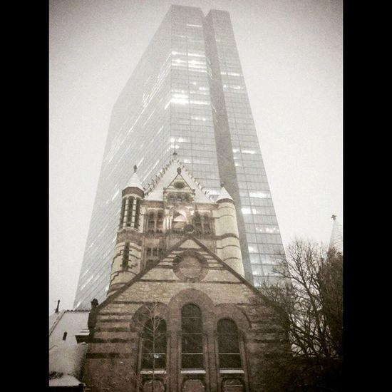 Boston CopleySquare Urban City Takietam