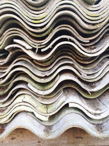 Asbestos Roof Tiles