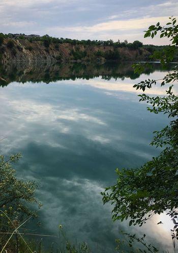 Sky Water Quarry