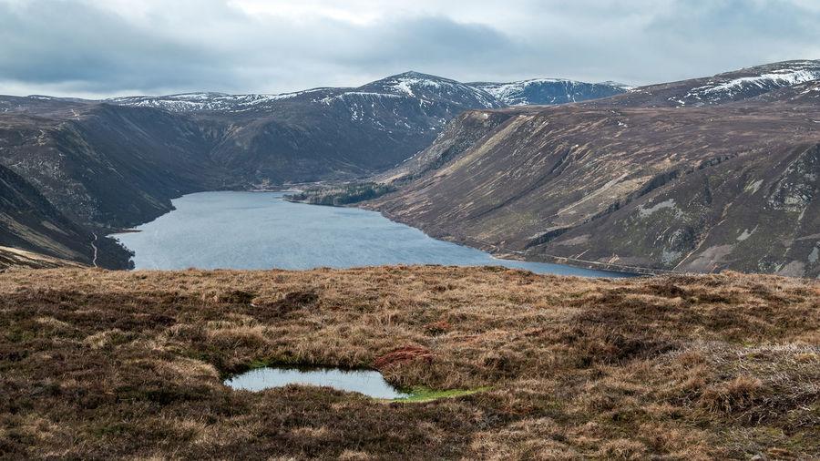 Cairngorms Loch