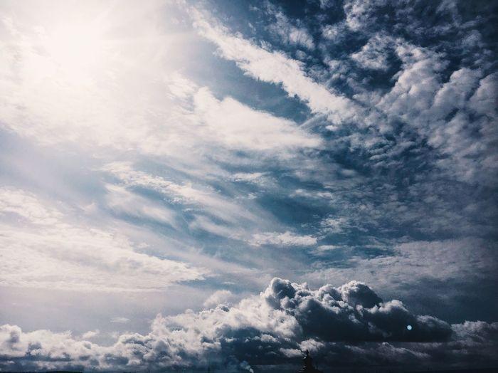 Sky cloud Cloud