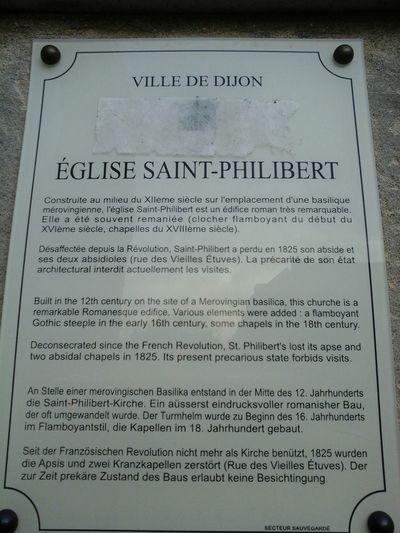 Église Saint Philibert