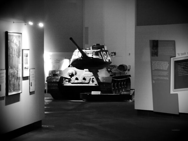 Imperial War Museum North. 04/01/2017 Imperial War Museum Imperial War Museum North Olympus Steve Merrick Stevesevilempire T34 T3485 Tank Tanks World Of Tanks Zuiko