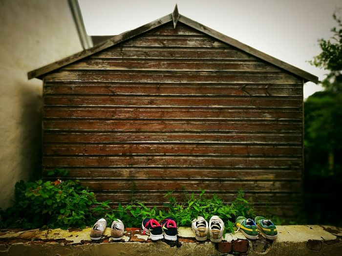 Shed Garage Hut Woodenshed Woodrn Shed Garage Shed Garageshed Wall Stone Wall Stonewall Shoes Trainers Sneakers Shoes In A Row Shoesinarow Shoes In A Line Shoesinaline Garden Shoes On A Wall Shoesonawall Trainersonawall Trainers On A Wall Trainers Drying Fresh On Eyeem