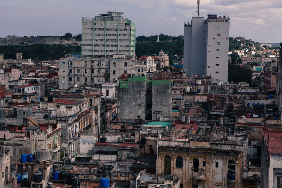 Cityscape of Havana city. Architecture Arial Shot Arial View Building Exterior Built Structure City City Life Cityscape Cityscapes Cuba Havana Havana Cuba Old Buildings Residential Building Residential District Town TOWNSCAPE TOWNSCAPE Travel Travel Destinations