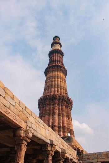 Minar Ancient