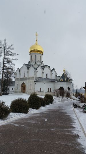 савва-сторожевский монастырь Звенигород монастырь