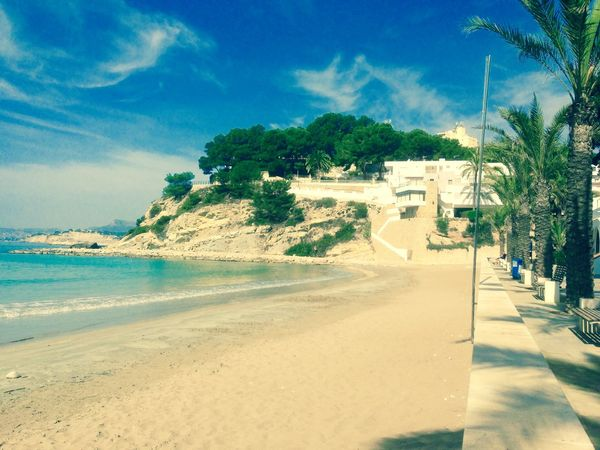 Life Is A Beach SPAIN Moraira Sand Sea Vacation Relaxing Sunny