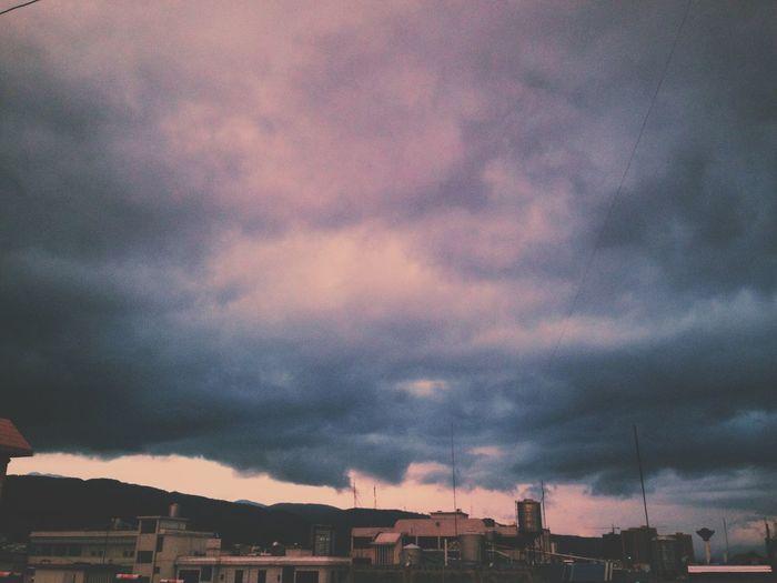 山雨欲来风满楼