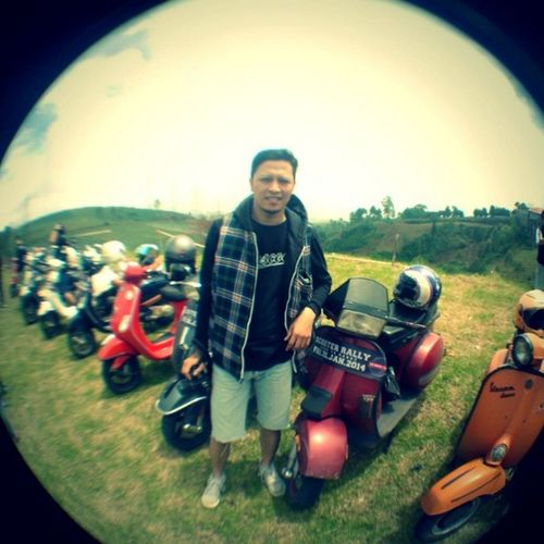 Darajat Bopscoot Scooterrallygoestogarut 2014 lumia800 instapic