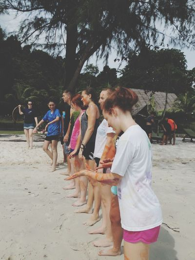 Youth Of Today Younglife Telunas Camp Youth Beach