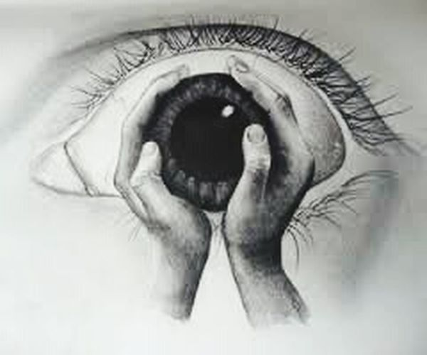 Pic Drowing By Me Happy :) Enjoying Life Eyesdrawing