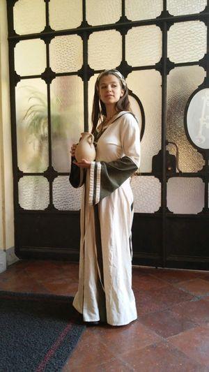 Romantic Medioevo Medioeval Fanciulla