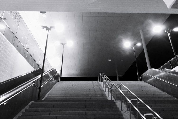 up Bnw_friday_eyeemchallenge Bnw_stairways