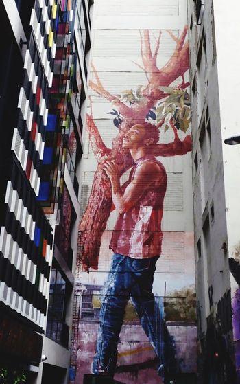 Wood Streetart Streetphotography Urban Lifestyle Australia