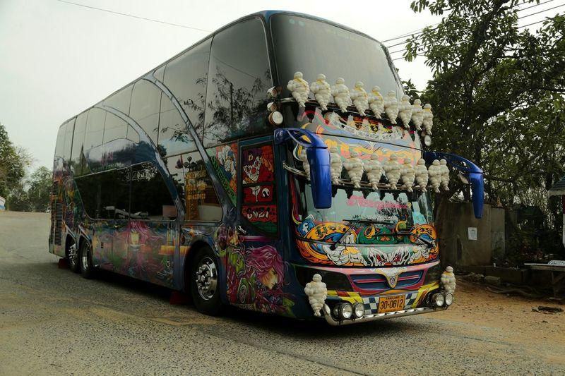 Pattaya Otobus Bus Michelin Photography EyeEm Gallery Eyeem Photography Best Photos