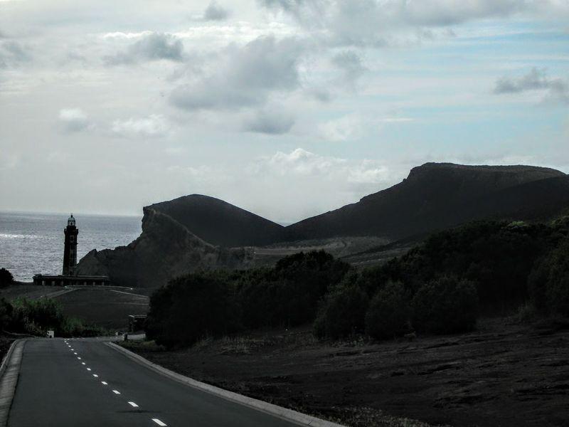 Capelinhos Azores Islands Faial Island Taking Photos