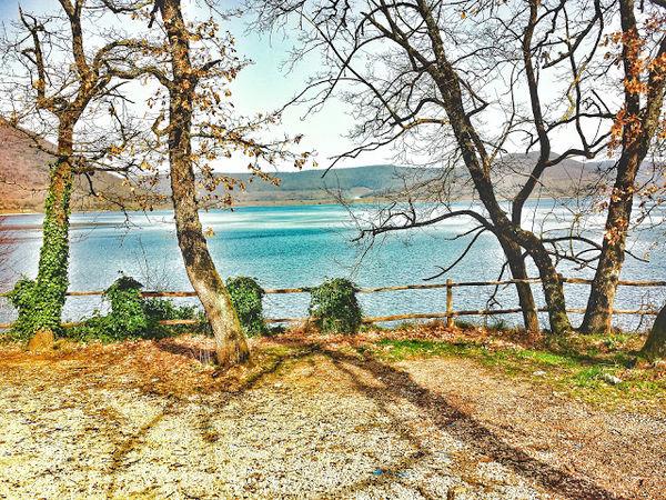 Lake Lago Di Vico