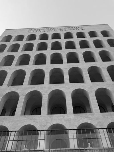 Architecture Window No People Outdoors Building Exterior Day Sky Blanco Y Negro. Blackandwhitephotography EyeEm Gallery Leica Huawei P9 Huawei P9. Built Structure Architecture